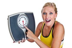 în greutate în condiții de casă