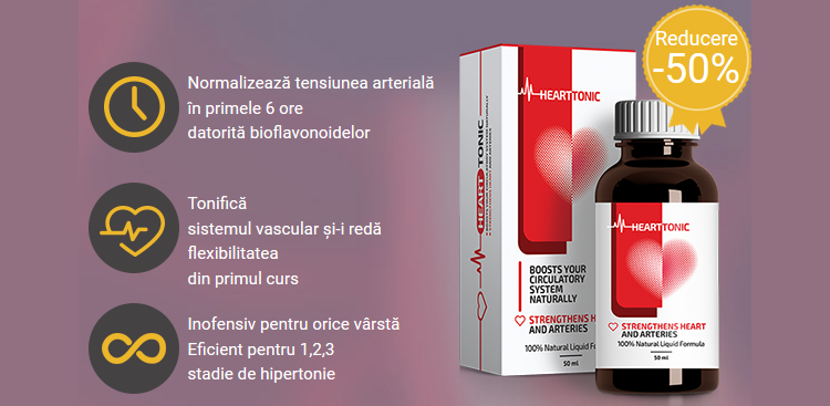 Putere naturalnch componente Heart Tonic amazon