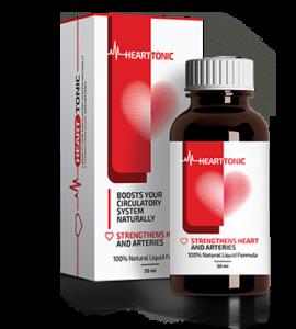 Heart Tonic farmacie – sănătoasă a inimii și vaselor de sânge