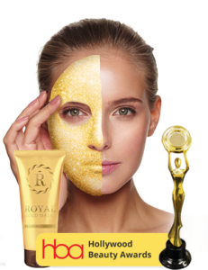 Crema cu colagen Royal Gold Mask - plafar