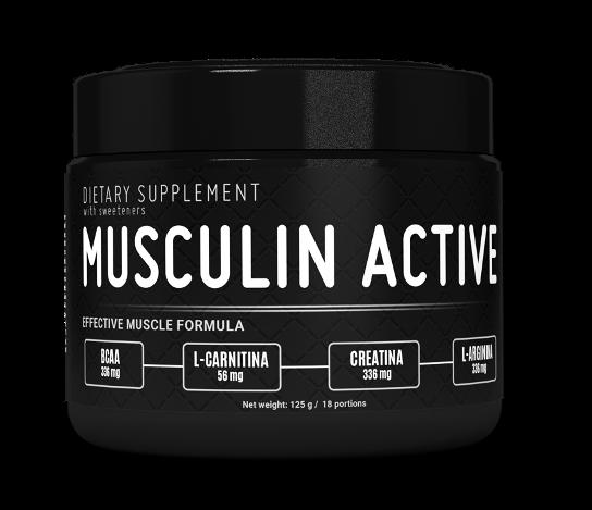 Merită oare de a comanda Musculin Active cu amazon - pareri