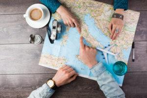 Riscurile pentru sănătate de călătorie