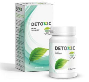Detoxic - Păreri, preț, rezultatele clienților, de unde cumpărăm și totul despre produsul anului detoxifiere și refacerea organismului uman